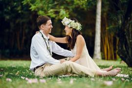 Saki & Bryan - Moorea, Polynésie française