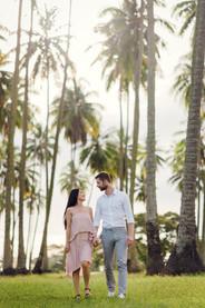 Laura & Fabio - Tahiti, French Polynesia