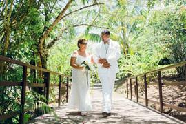 Renda & Thierry - Un mariage à Tahiti, Polynésie française