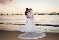 Florent & Julie - Un mariage à Tahiti, Polynésie française