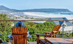 On-The Beach Villa views