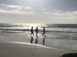 Sunset - Noordhoek beach