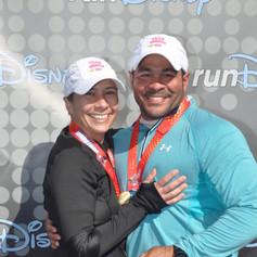 Disney Marathon 2017