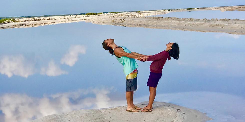 Partner Yoga & Thai Massage Valentine's Day Workshop