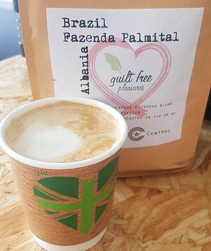 Signature blend ground coffee 200g