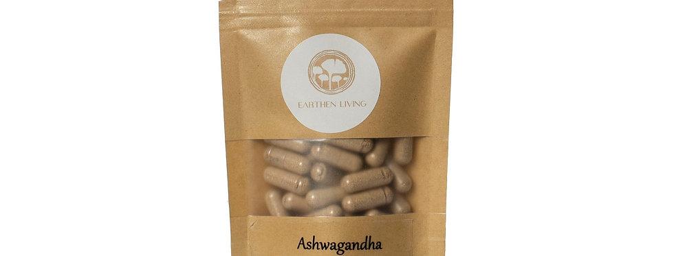 Ashwagandha Vegetarian Capsules