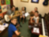 "Music Education Center in Temecula, offering Private and Group music instruction in all instruments. ""Best of Temecula 2019"" award. We teach piano, voice, guitar, bass, drums, violin, viola, cello, flute, harp, banjo, accordian, trumpet, choirs, preschool music, theory, and composition. Virtual Online lessons are available over Skype, Facetime and Zoom!"