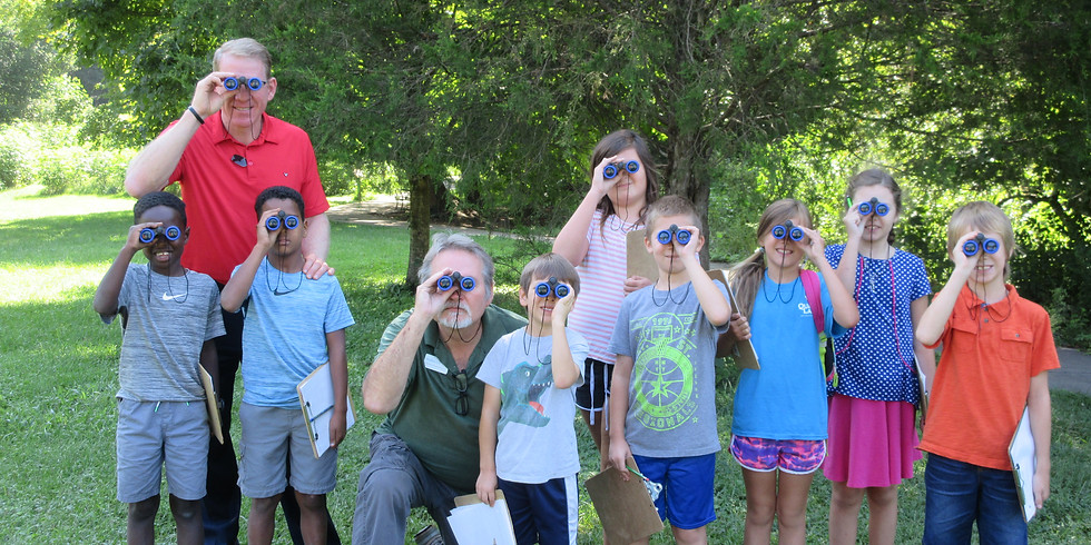 Bird Watching for Beginners (Family Programs)