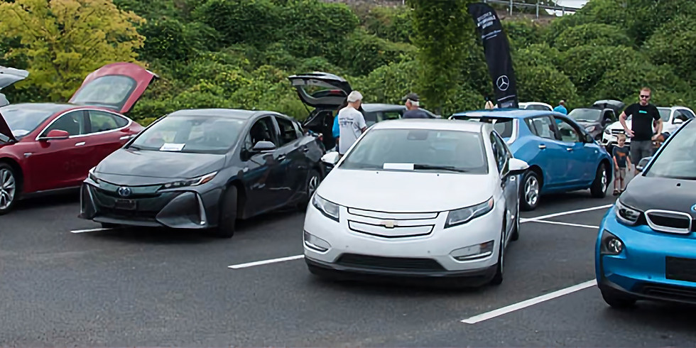Take Action!: Drive Electric Earth Day Event