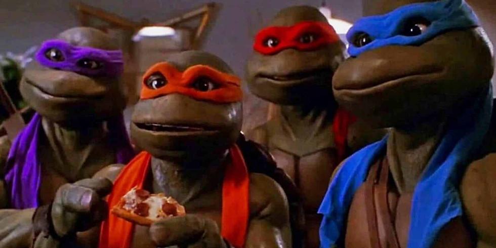 MOVIES UNDER THE STARS: Teenage Mutant Ninja Turtles (1990)