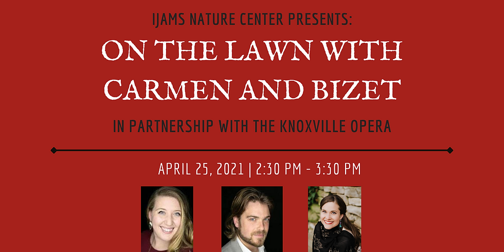 SPECIAL EVENT: Knoxville Opera - On the Lawn with Carmen and Bizet