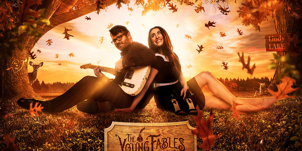 SPECIAL EVENT: A Magical Evening with The Young Fables