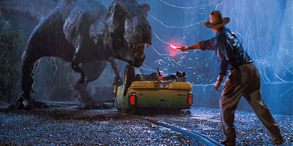 SOLD OUT!: MOVIES UNDER THE STARS: Jurassic Park