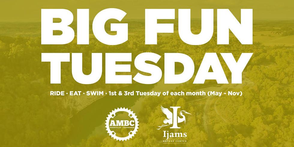 Big Fun Tuesdays at Mead's Quarry - October 5