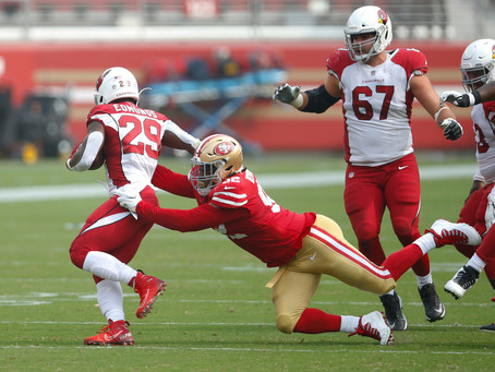 Niner in Focus: Kerry Hyder Jr. & Dion Jordan need to keep up the pressure against the Dolphins