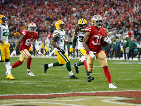Niner in Focus: Yes, San Francisco is still good at run-blocking