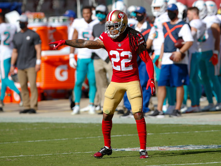 Niner in Focus: JaMycal Hasty & Jason Verrett set to play crucial parts against the Patriots
