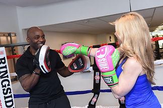 Rich Dean Boxing Classes