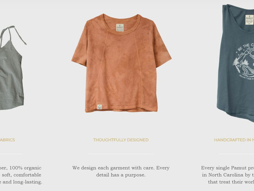 Hammer and Heart Boutique Welcome's Pamut, An Eco - Friendly and Ethical Clothing Line