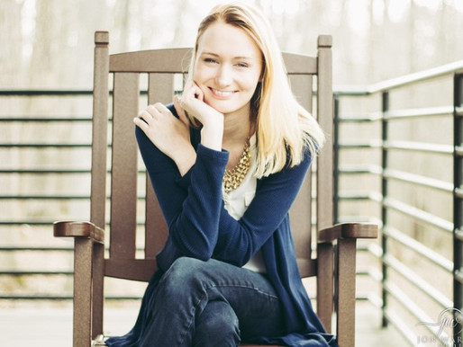 Thursday Introductions: 5 Things About Katie