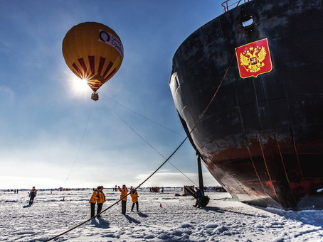 The Polar Trip of Your Dreams with Quark Expeditions