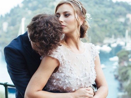The Most Beautiful Celebrity Weddings Celebrated in Italy