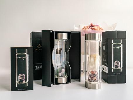 Win HK$2,650 Worth of Luxury Gemstone Water Bottles From Vitajuwel (3 Winners) (Closed)