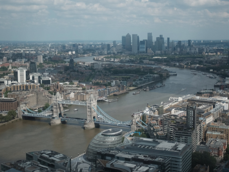 Watch the City From Above at Shangri-La The Shard, London