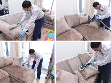 Review: Home Deep Cleaning & Sanitising By Johnson Group, Pioneers in the Industry