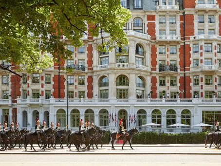 How to Spend an Afternoon at Mandarin Oriental, Hyde Park London