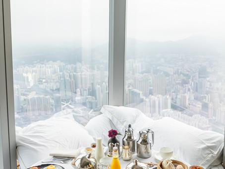 The Ritz-Carlton, Hong Kong Goes Above & Beyond