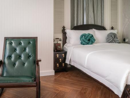 Tung Nam Lou Art Hotel is a Creative Hub in Artsy Yau Ma Tei