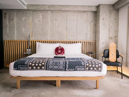 Two Nights at TUVE—a Design-Led Boutique Hotel in Eccentric Tin Hau