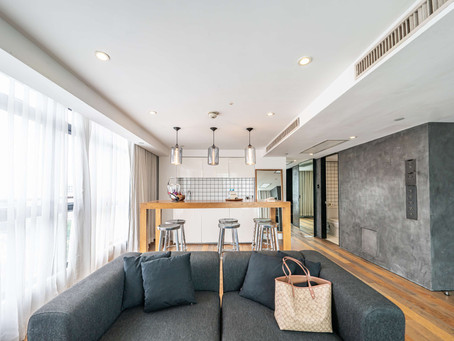 The Residence G Hong Kong Penthouse, a Sprawling Space Ideal For Entertaining