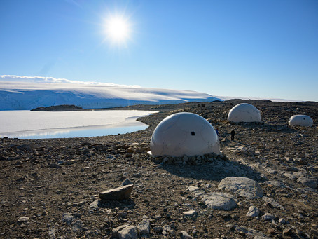 Visit Antarctica's Emperor Penguins & Trek Ice Tunnels With White Desert Antarctica