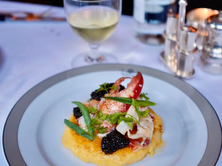 A Magnificent Evening at The Wolseley