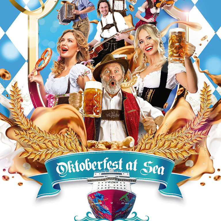 Oktoberfest at Sea with Genting Dream