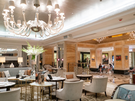 The Langham, Hong Kong, an Elegant Abode That Pays Tribute to its London Flagship