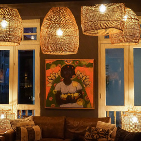 Kafe Utu, an Exuberant, Vibrant—and Spicy—African-Themed Restaurant in Singapore