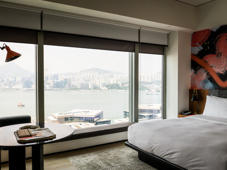 EAST, Hong Kong, a Swish, Sophisticated Urban Hotel With Stunning Harbour Views