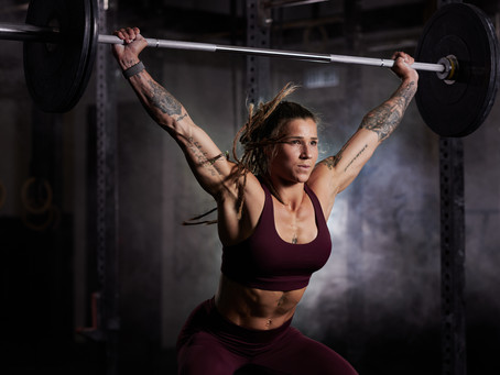 'Keeping It Real', the New Collection By Tammi Robinson & Earned Athletic