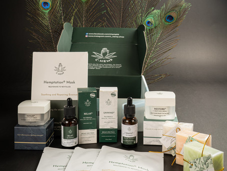Accessible Health Solutions With C-HEMP, an All-Natural, Certified CBD Brand