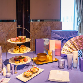 Indulge in Four Seasons' Mother's Day Afternoon Tea Set with Tatcha