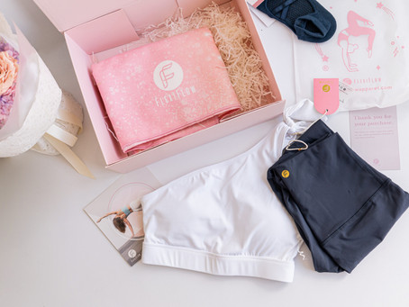 Win This Yoga Set From Luxe-Boutique Brand FLEXIFLOW (Closed)