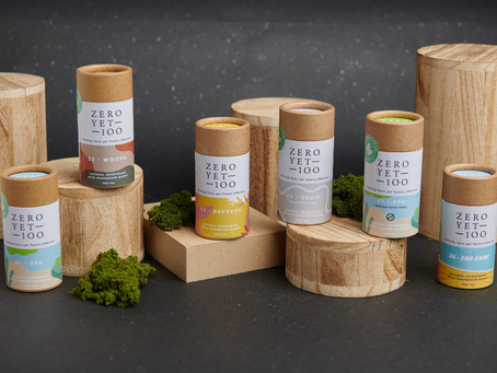 ZeroYet100 is Your One-Stop Brand For All-Natural, Eco-Friendly Skincare