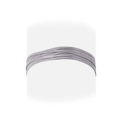 Pulsera Multiserpiente Silver