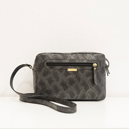 Cross Bag Grey