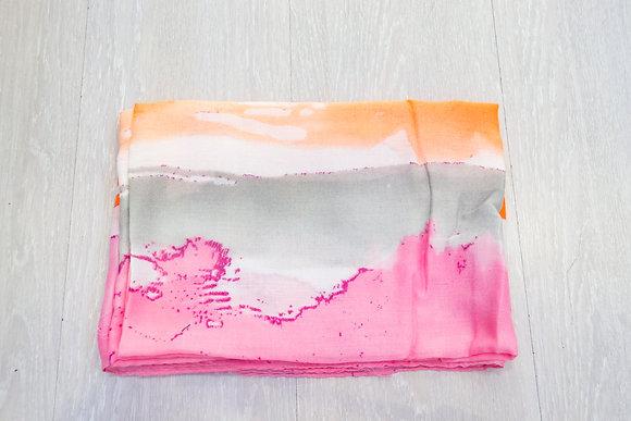 Pañuelo Tie Dye Pink