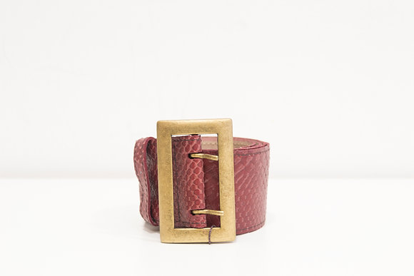 Cinturón Maxi Hebilla
