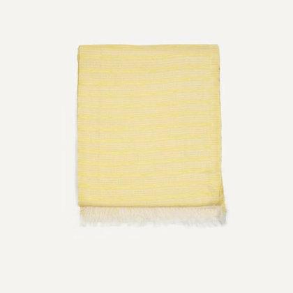 Pañuelo Rayitas Yellow